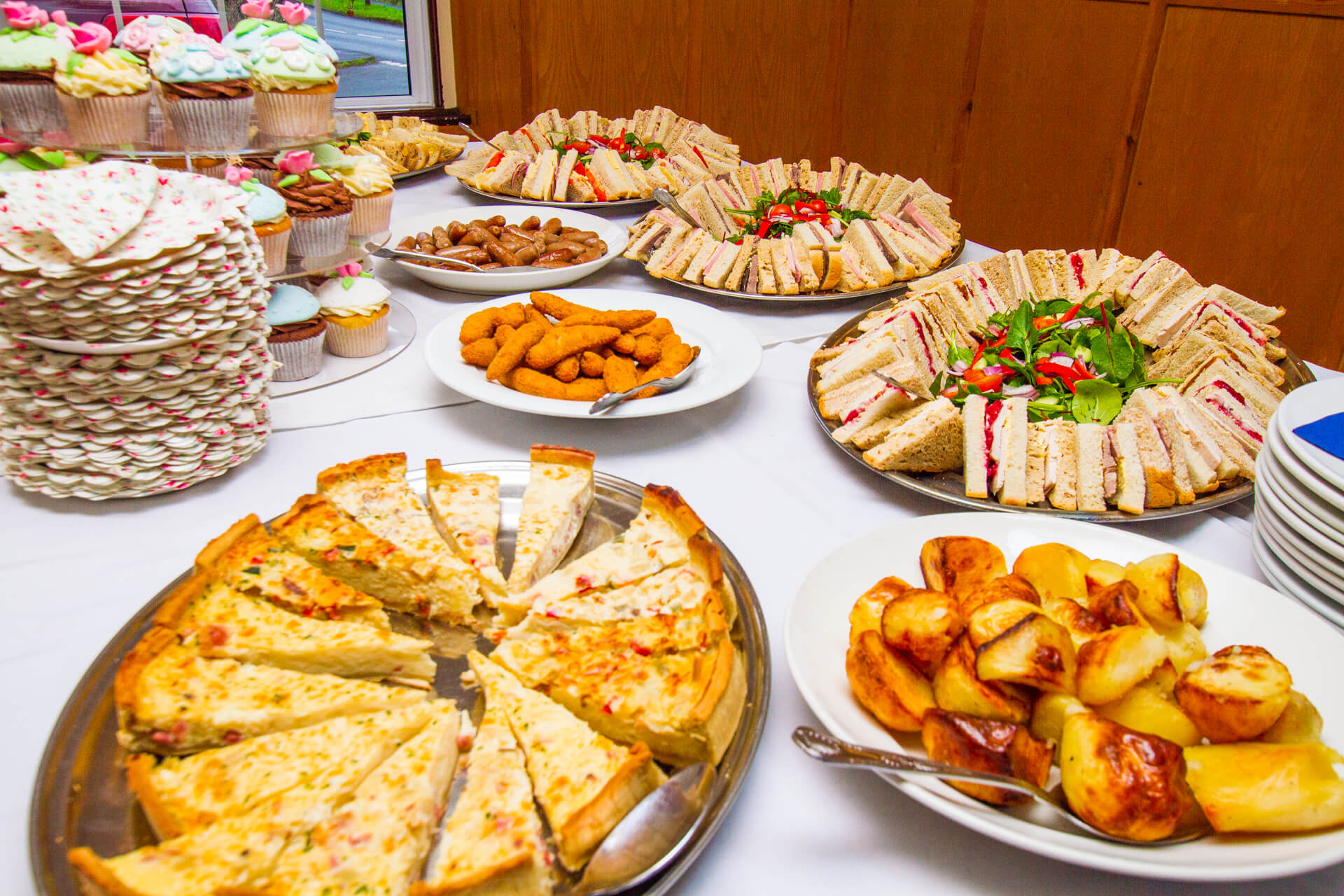 The Smugglers Inn - Buffet Spread