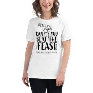 Beat The Feast T-Shirt – Women's