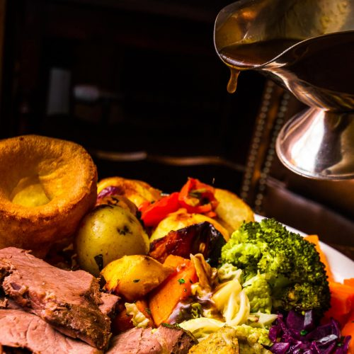 The Smugglers Inn - Carvery Gravy Photo